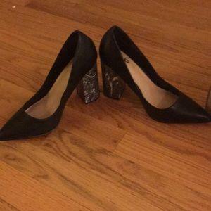 Shoes - Very trendy block heels